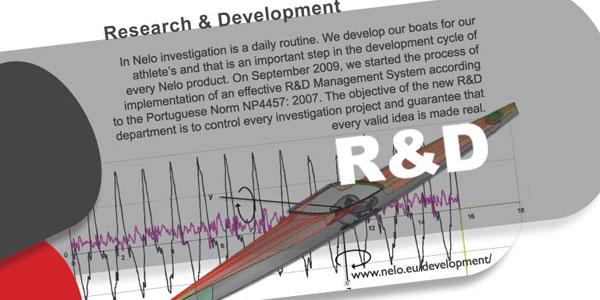 New Research & Development section